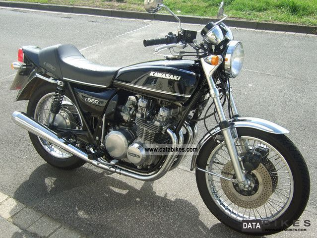 1980 Kawasaki Z650 B1 Pretty Classic Car In Good Condition Motorcycle