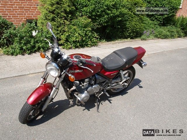 1991 Kawasaki  ZR550 Motorcycle Tourer photo