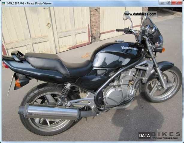 1996 Kawasaki  ER5 Motorcycle Motorcycle photo