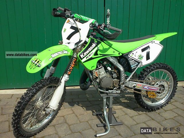 Kawasaki Dirt Bike 125 For Sale Images & Pictures - Becuo