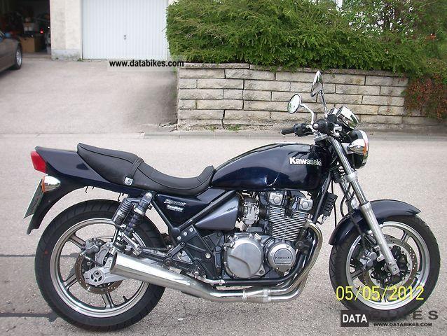 1993 Kawasaki  Zepyhr 550 Motorcycle Naked Bike photo