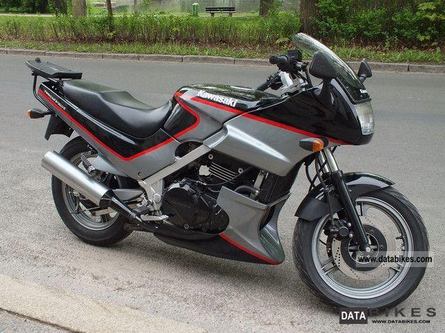 1993 Kawasaki Gpz 500 S