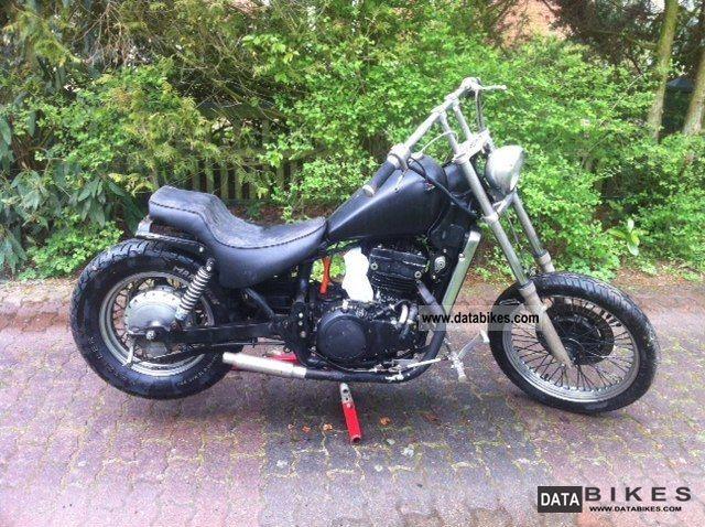 1994 Kawasaki  EN 500 Motorcycle Chopper/Cruiser photo
