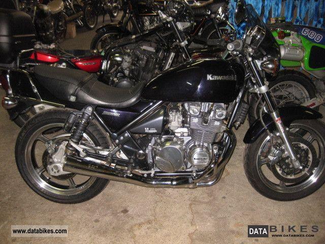 1995 Kawasaki  550 Zephyr Motorcycle Motorcycle photo