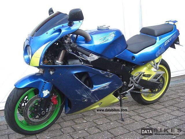 1991 Kawasaki  ZXR 750 Motorcycle Sports/Super Sports Bike photo