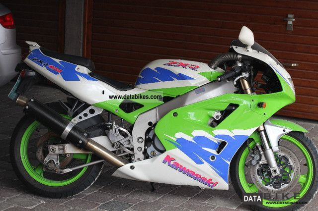 1994 Kawasaki  zxr 400 Motorcycle Sports/Super Sports Bike photo