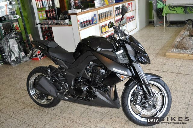 2012 Kawasaki  Z1000 ABS Motorcycle Streetfighter photo
