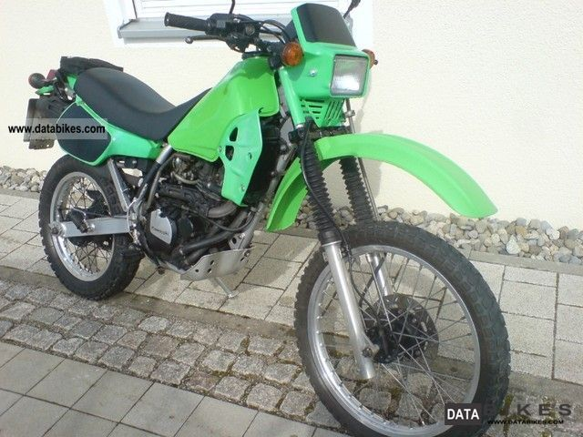 1985 Kawasaki  KL 250 D Motorcycle Enduro/Touring Enduro photo