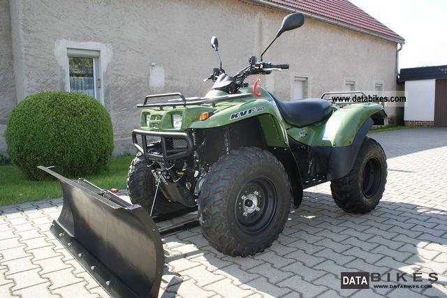 Kawasaki Kvf X Lgw