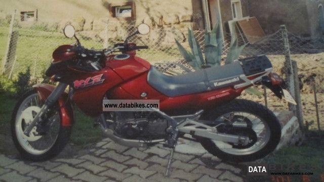 1994 Kawasaki  kle 500 Motorcycle Motorcycle photo