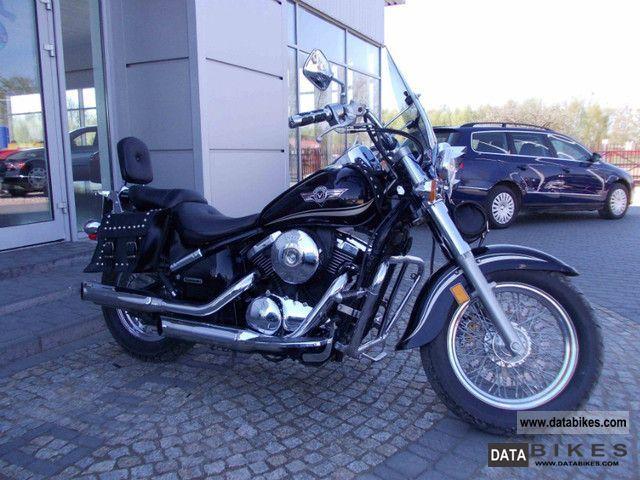 2003 Kawasaki  VN 800 Motorcycle Enduro/Touring Enduro photo