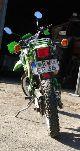 2000 Kawasaki  MX 125 B Motorcycle Lightweight Motorcycle/Motorbike photo 2