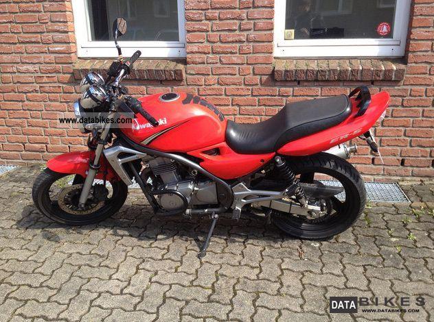 2004 kawasaki er 5 twister Kawasaki Ninja Kawasaki ER 5 2003 Model
