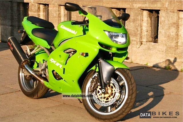 1999 Kawasaki ZX 900 R Motorcycle Sport Touring Motorcycles Photo