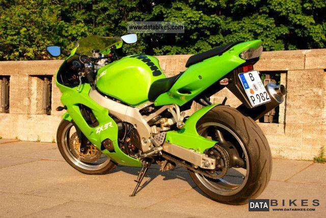 1999 Kawasaki Zx 900 R