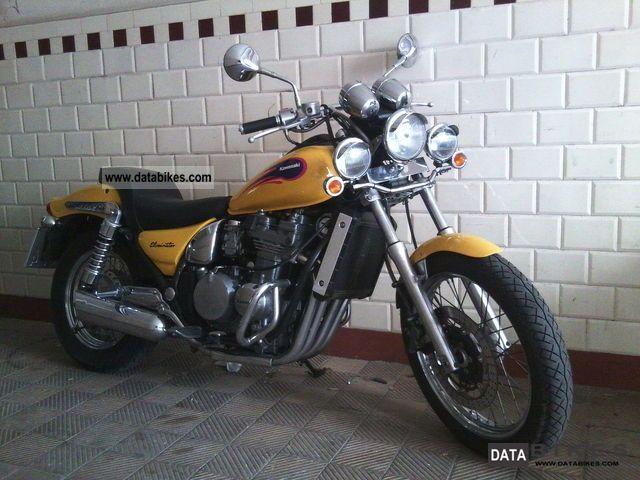 1997 Kawasaki  Eliminator Motorcycle Chopper/Cruiser photo