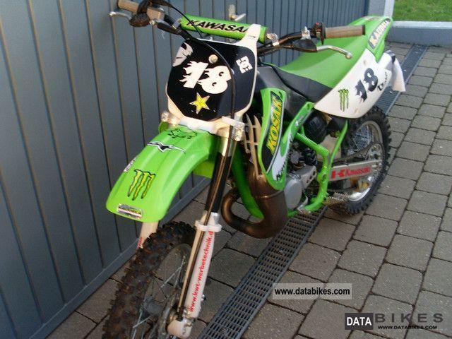 2003 Kawasaki  KX 85 Motorcycle Rally/Cross photo