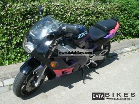 1996 Kawasaki  ZXR 400 Motorcycle Motorcycle photo