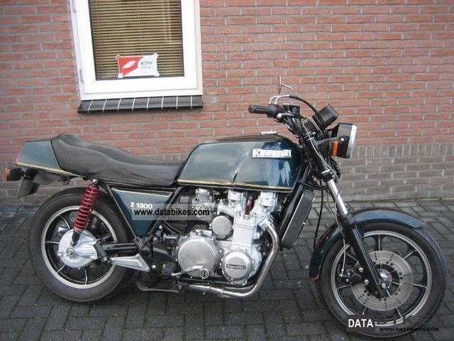 Kawasaki  Z 1300 1980 Motorcycle photo