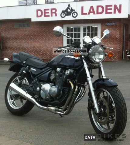 Racing Cafè: Kawasaki Zephyr 550 by Ellaspede