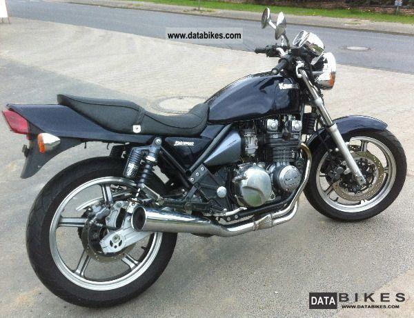 2000 Kawasaki Zephyr 550