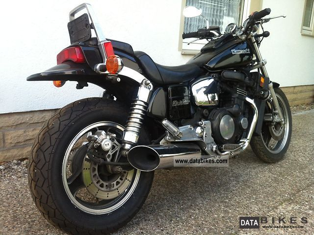 1985 Kawasaki  ZL 900 Eliminator Motorcycle Naked Bike photo