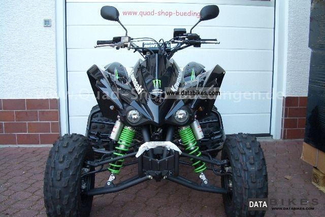 2011 Kawasaki  KFX 450 R Motorcycle Quad photo