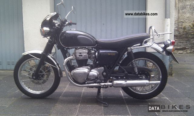 2000 Kawasaki  W650 Motorcycle Motorcycle photo