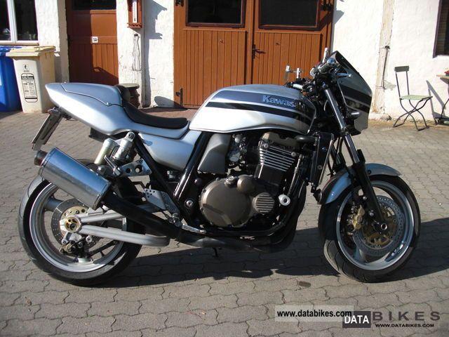 2004 Kawasaki  ZRX 1200 R Motorcycle Sport Touring Motorcycles photo