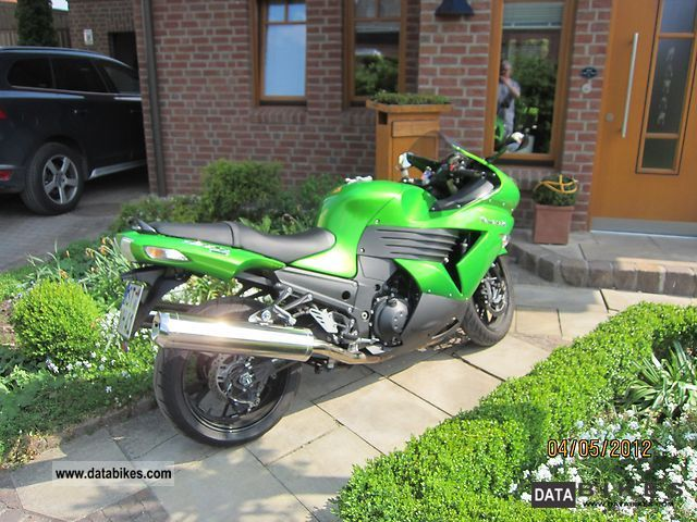 2009 Kawasaki  ZZR 1400 ABS Motorcycle Sport Touring Motorcycles photo