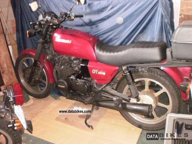 1983 Kawasaki  GT550 Motorcycle Motorcycle photo