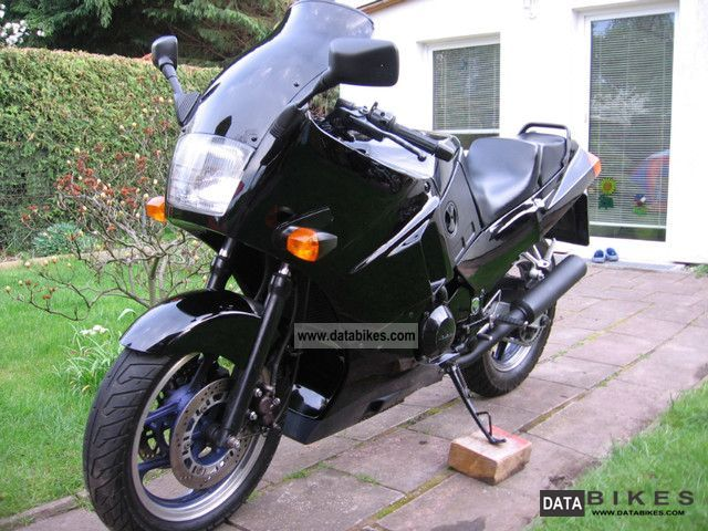 1997 Kawasaki  GPX 600 R Motorcycle Motorcycle photo