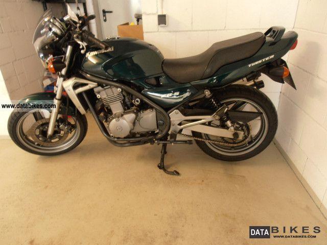 2000 Kawasaki  eR5 Motorcycle Naked Bike photo