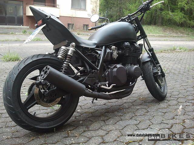 1992 Kawasaki Zr 750 C1