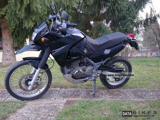 1998 Kawasaki  KLE 500 Motorcycle Motorcycle photo