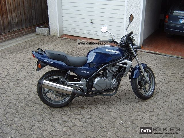 1998 Kawasaki  HE 500 A Motorcycle Motorcycle photo