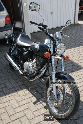 2002 Kawasaki  Eliminator 125 Motorcycle Chopper/Cruiser photo