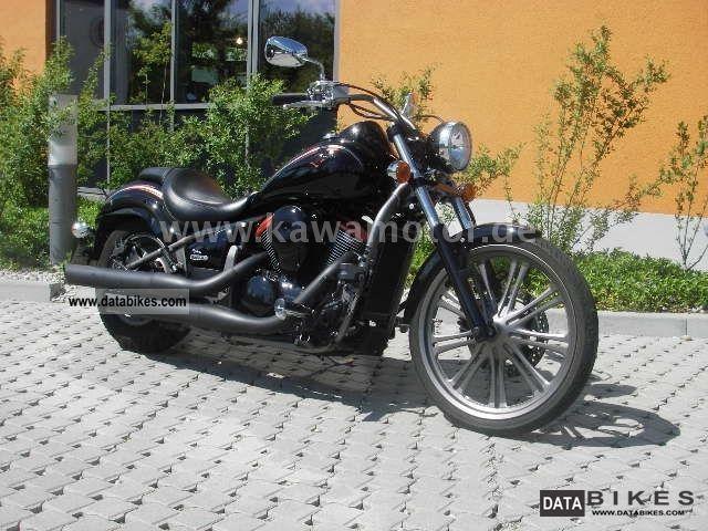 2010 Kawasaki  Vulcan 900 Custom by KawaMotor Munich Motorcycle Chopper/Cruiser photo