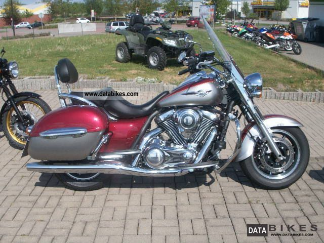 2012 Kawasaki  VN1700 Classic Tourer Motorcycle Chopper/Cruiser photo