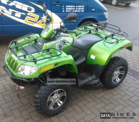 2011 Kawasaki  20 011 new vehicle model KFX700 Motorcycle Quad photo