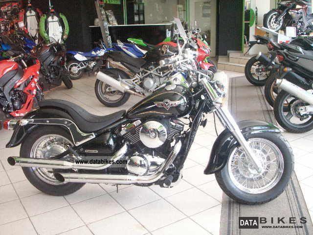 2005 Kawasaki  VN800 Classic Motorcycle Chopper/Cruiser photo