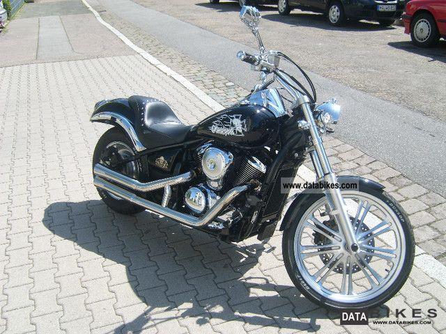 2008 Kawasaki  VN900 Custom Motorcycle Chopper/Cruiser photo
