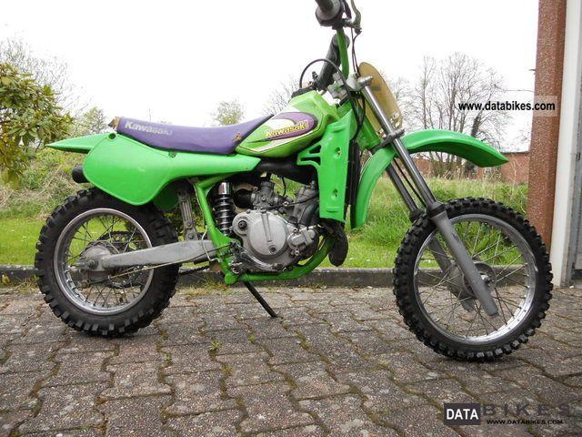 1995 Kawasaki  KX 60 Motorcycle Rally/Cross photo