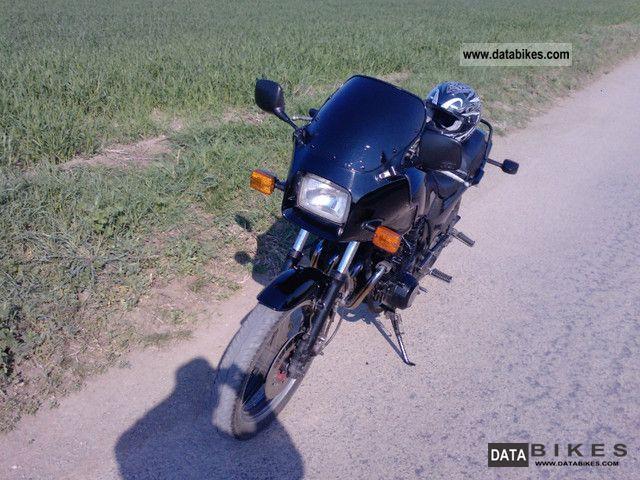 1984 Kawasaki  Unitrack Motorcycle Motorcycle photo