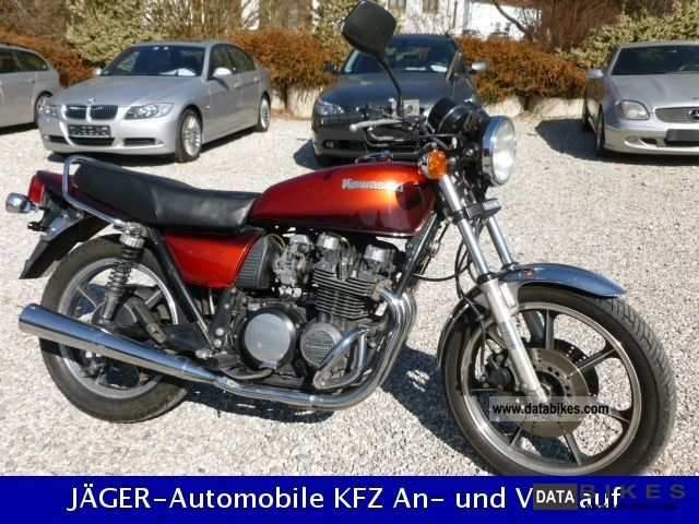 1982 Kawasaki  Z * 650F * TUV 2.Hand to 10/2012 * orig.37 'km * Motorcycle Motorcycle photo