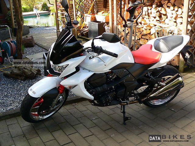 Kawasaki  Z 1000 ABS 2008 Naked Bike photo
