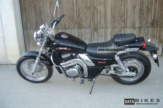 1996 Kawasaki  EL 252 Motorcycle Naked Bike photo