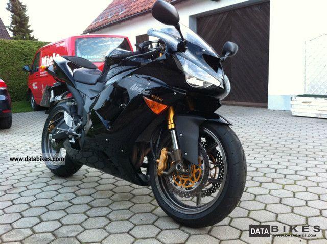 2006 Kawasaki  ZX6RR Motorcycle Sports/Super Sports Bike photo