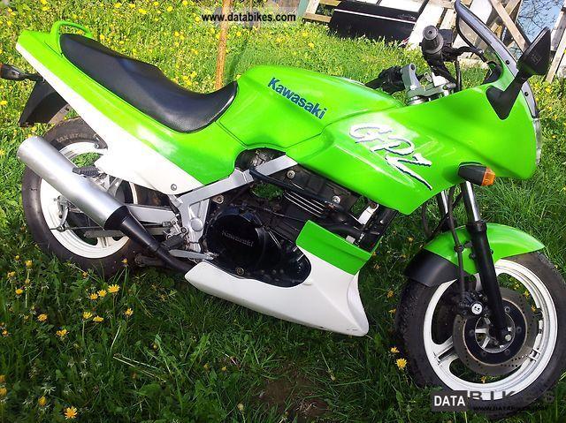 1992 Kawasaki  GPZ Motorcycle Sport Touring Motorcycles photo