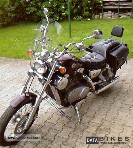 1989 Kawasaki  VN-15 SE Motorcycle Chopper/Cruiser photo